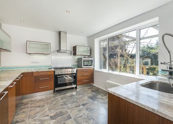 Thumbnail 4 bed detached house to rent in Gatehouse Close, Coombe, Kingston Upon Thames