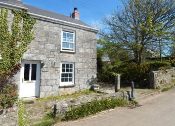 Thumbnail 2 bedroom end terrace house for sale in Trescowe, Germoe, Penzance
