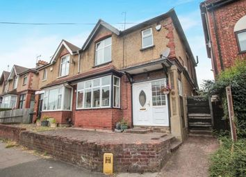 Thumbnail 3 bedroom semi-detached house for sale in Kingsley Road, Luton, Bedfordshire, Leagrave