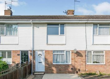 2 bed terraced house for sale in Crosstree Walk, Colchester CO2