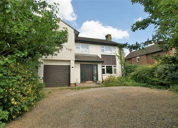 Thumbnail 4 bedroom detached house for sale in Manor Road, Bishop's Stortford