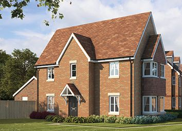 Thumbnail 4 bed semi-detached house for sale in Gilbert White Way, Alton, Hampshire