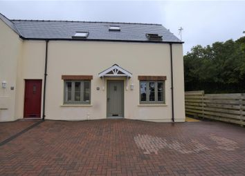 Thumbnail 2 bedroom end terrace house for sale in Rudbaxton, Haverfordwest