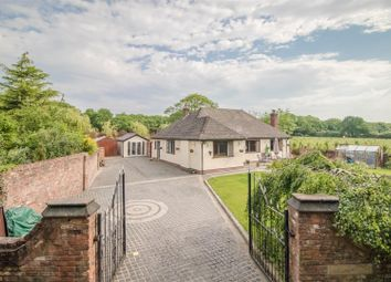 Thumbnail 3 bed detached bungalow for sale in Adfalent Lane, Willaston, Neston