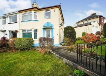 3 bed semi-detached house for sale in Milehouse, Plymouth, Devon PL3