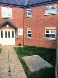 Thumbnail 2 bed flat for sale in Highfield Close, Brixworth, Northampton