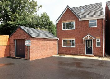 Thumbnail 4 bed detached house for sale in Tower Court, Beachley Road, Chepstow