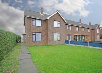 Thumbnail 3 bed semi-detached house to rent in Ashby Road, Burton-On-Trent