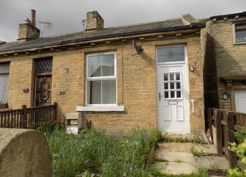 Thumbnail 1 bed bungalow for sale in Centre Street, Bradford