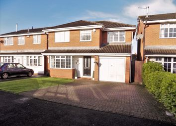 Thumbnail 4 bed detached house for sale in Lavender Drive, Rudheath, Northwich
