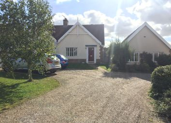 Thumbnail 2 bed semi-detached bungalow to rent in Roman Way, Halesworth