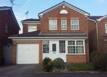 Thumbnail 4 bed detached house for sale in Summerfield Road, Kirkby-In-Ashfield, Nottinghamshire