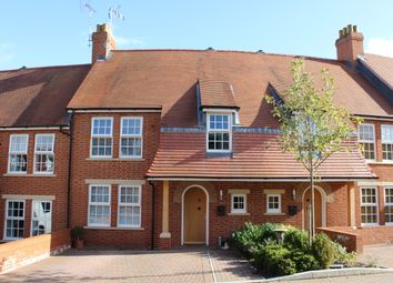 Thumbnail 3 bedroom terraced house for sale in Lourdes Crescent, Hungerford