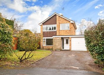 Thumbnail 3 bed detached house for sale in Manningford Close, Winchester, Hampshire