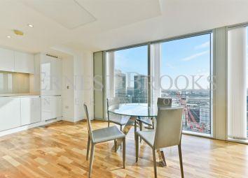 Thumbnail 3 bedroom flat to rent in Landmark East Tower, 22 Marsh Wall