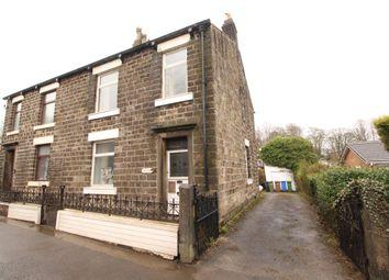 Thumbnail 2 bed terraced house for sale in Roe Cross Road, Mottram, Hyde