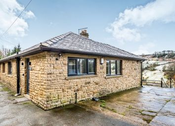 Thumbnail 2 bedroom semi-detached bungalow for sale in Nabb View, Underbank Old Road, Holmfirth