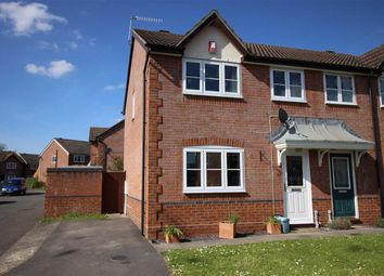 Thumbnail 3 bed semi-detached house to rent in Rushey Meadow, Monmouth