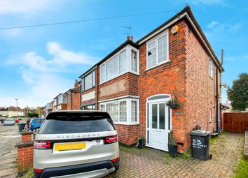 Thumbnail 3 bed semi-detached house for sale in Eastwood Road, Aylestone, Leicester LE28Dd