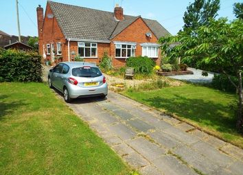 Thumbnail 3 bed bungalow for sale in Church Lane, Wistaston, Nantwich, Cheshire