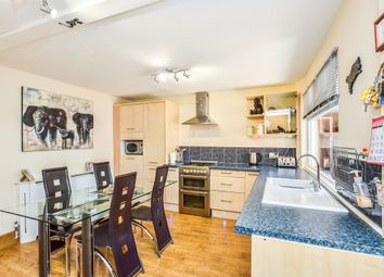 Thumbnail 2 bed terraced house for sale in Crosslands, Stantonbury, Milton Keynes