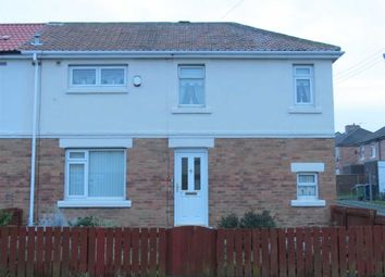 Thumbnail 2 bed end terrace house to rent in Murray Ave, Fence Houses, Houghton Le Spring