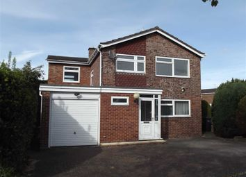 Thumbnail 4 bed detached house for sale in Watling Street, Ross-On-Wye, Herefordshire