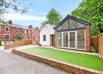 Thumbnail 3 bed detached bungalow for sale in Park Grove, Stockport