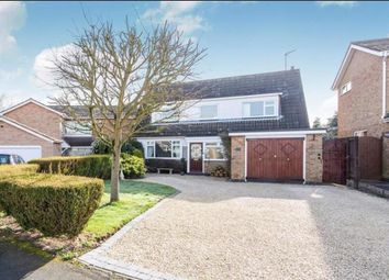 4 bed detached house for sale in Marlborough Close, Burbage, Hinckley LE10