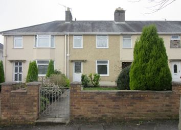 Thumbnail 3 bed terraced house to rent in Manselton Road, Manselton, Swansea.