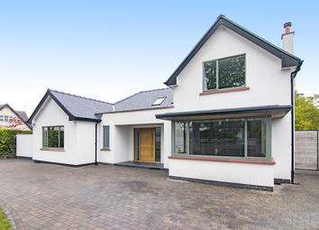 Thumbnail 5 bedroom detached house for sale in Park Road, Heswall, Wirral