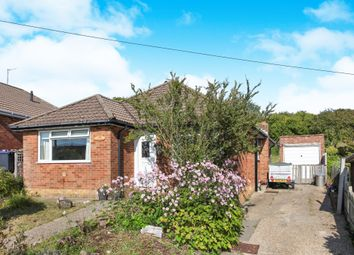 Thumbnail 3 bed detached bungalow for sale in Downsway, Salisbury