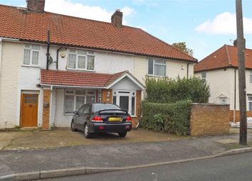 Thumbnail 5 bed end terrace house for sale in Minet Drive, Hayes, Greater London