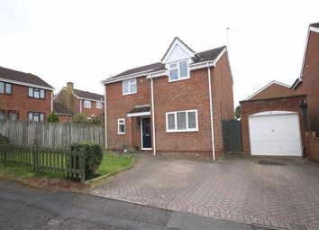 Thumbnail 3 bed detached house for sale in Cabot Drive, Grange Park, Swindon