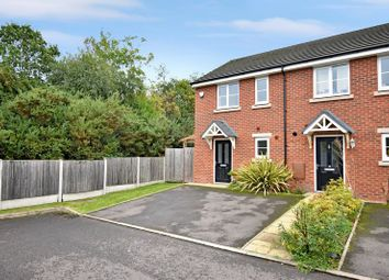 Thumbnail 2 bed end terrace house to rent in The Ashes, St. Georges, Telford
