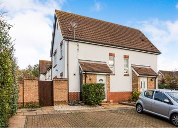 Thumbnail 1 bed terraced house for sale in Tickenhall Drive, Harlow
