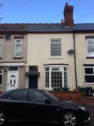 Thumbnail 3 bedroom terraced house to rent in Borneo Street, Walsall, West Midlands