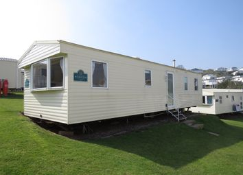 Thumbnail 3 bedroom mobile/park home for sale in Damson & Green, Sandy Bay, Exmouth