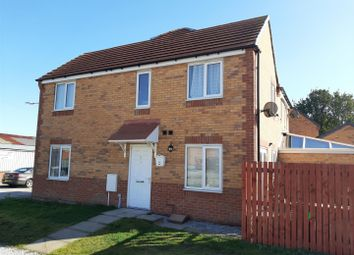 3 bed semi-detached house for sale in Cemetery Road, Langold, Worksop S81
