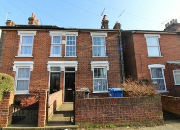 Thumbnail 2 bed semi-detached house for sale in Levington Road, East, Ipswich