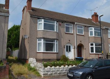 Thumbnail 3 bed terraced house to rent in Oakfield Road, Coundon, Coventry