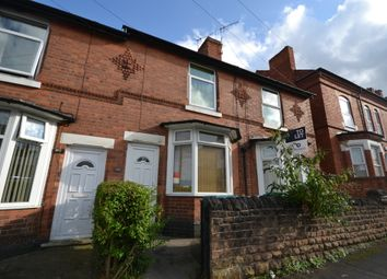 Thumbnail 2 bed terraced house to rent in Egypt Road, Nottingham