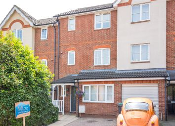 Thumbnail 5 bed terraced house for sale in Osier Crescent, Muswell Hill, London