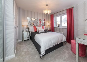 """Thumbnail 3 bed semi-detached house for sale in """"Traquair"""" at Mavor Avenue, East Kilbride, Glasgow"""