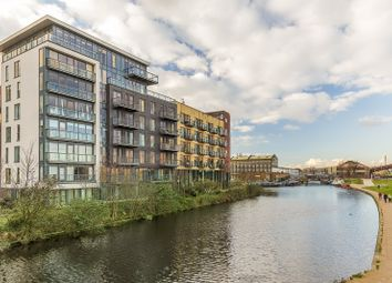 Thumbnail 1 bed flat for sale in Omega Works, Roach Road