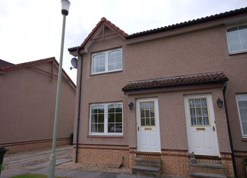 Thumbnail 2 bed semi-detached house to rent in Castle Heather Drive, Inverness
