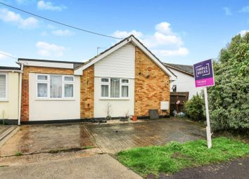 2 bed detached bungalow for sale in Tewkes Road, Canvey Island SS8
