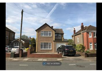 Thumbnail 3 bed detached house to rent in St. Ambrose Road, Cardiff