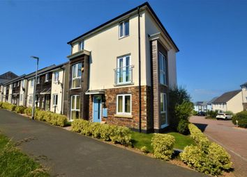 Thumbnail 4 bed detached house for sale in Fleetwood Gardens, Plymouth, Devon