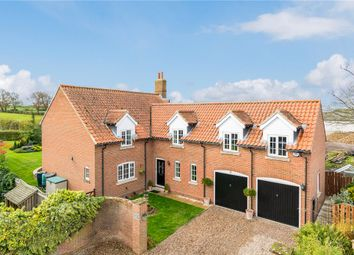 Thumbnail 4 bed detached house for sale in Manor Chase, Long Marston, York, North Yorkshire
